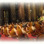 Buddhist Prayer Chanting - Evening Prayers