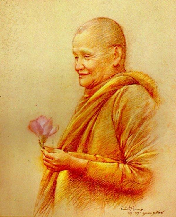 Luang Por Cha Speaks