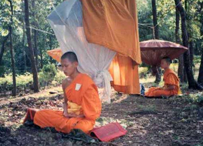 Vipassana Kammathana Forest Monks
